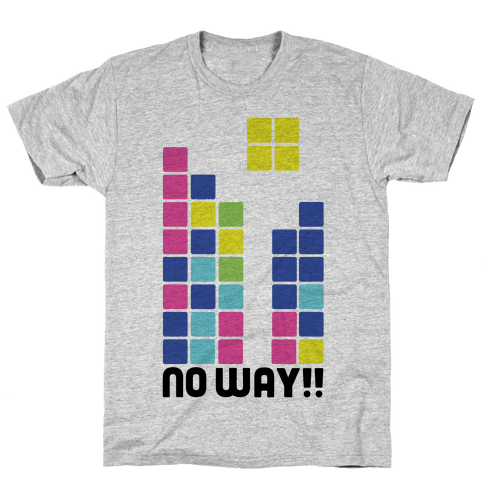No Way Futaba Mens T-Shirt