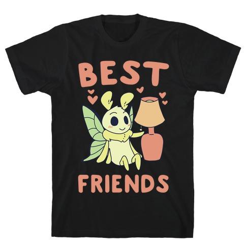 Best Friends - Moth and Lamp T-Shirt