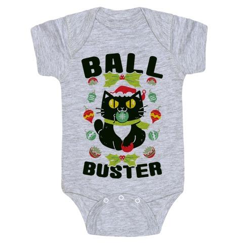 Ball Buster Baby Onesy