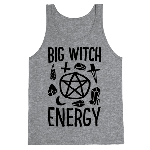 Big Witch Energy Tank Top