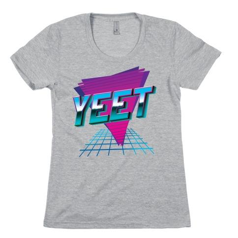 Retro YEET Womens T-Shirt