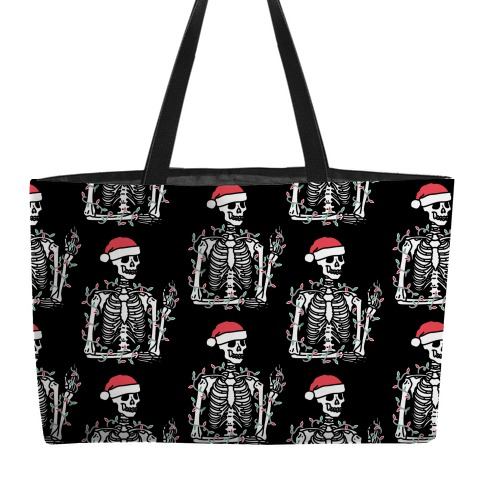 When You're Dead Inside But It's Christmas Weekender Tote