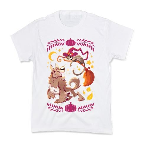 Wholesome Halloween Kids T-Shirt