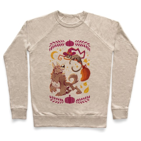 Wholesome Halloween Pullover