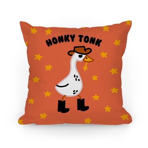 Honky Tonk  Pillow