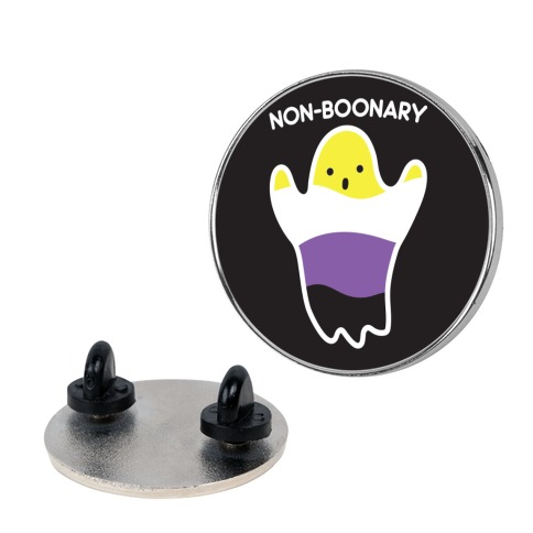 Non-Boonary Ghost Pin
