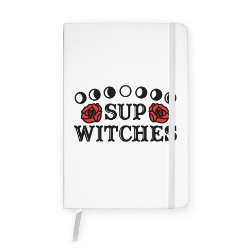 Sup Witches Notebook
