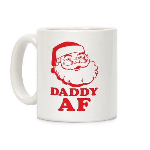 Daddy AF Coffee Mug