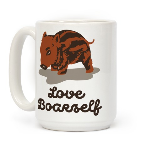 Love Boarself Coffee Mug