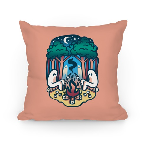 Fresno Night Roasters Pillow