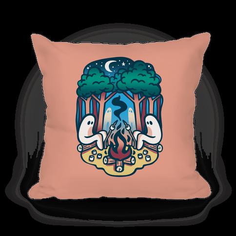 Fresno Night Roasters Pillow
