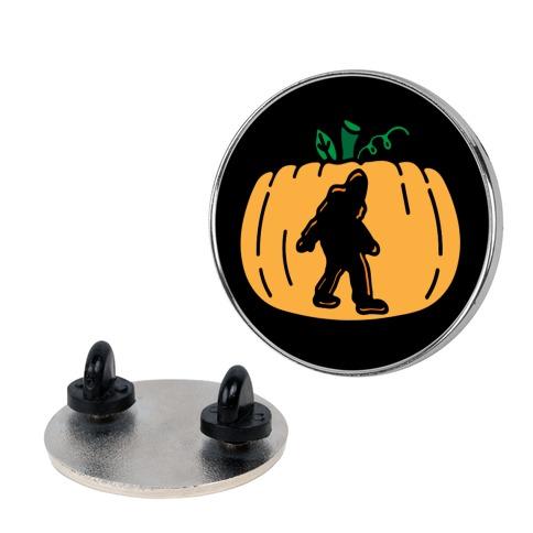 Cryptid Carvings Bigfoot Pin Pin