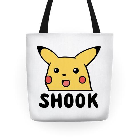 Pika-Shook Tote