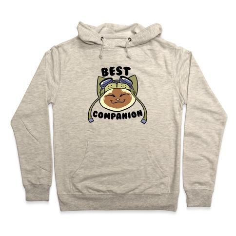 Best Companion Hooded Sweatshirt