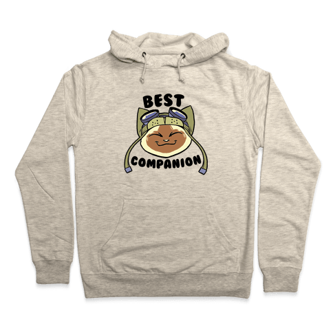 Best Companion Hooded Sweatshirt