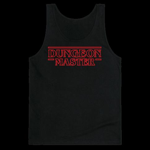 Dungeon Master Tank Top