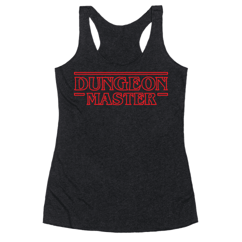 Dungeon Master Racerback Tank Top