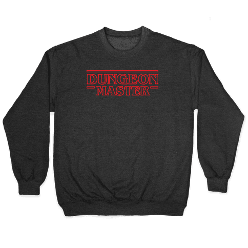 Dungeon Master Pullover