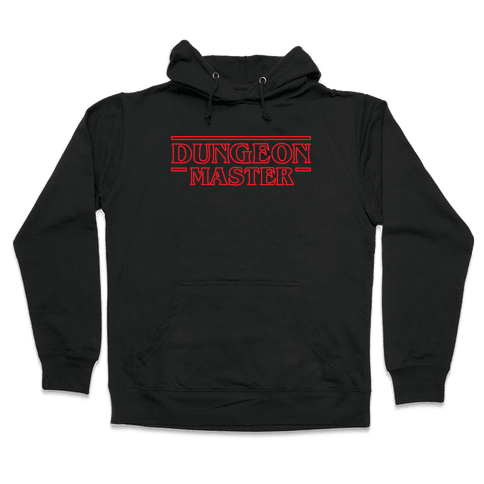 Dungeon Master Hooded Sweatshirt