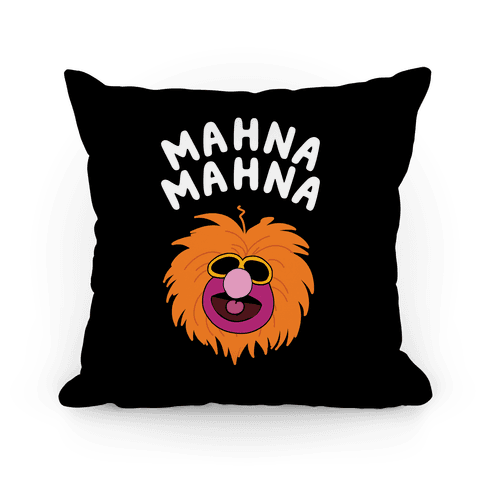Mahna Mahna Muppet Pillow