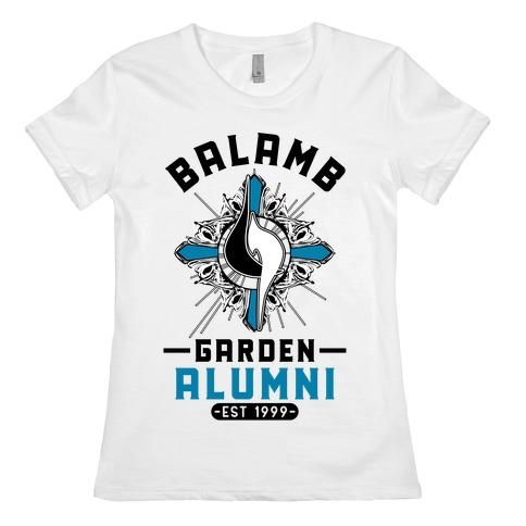 Balamb Garden Alumni Final Fantasy Parody T Shirt Lookhuman