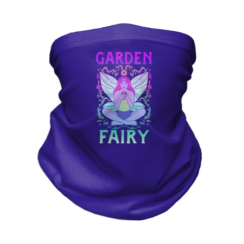 Garden Fairy Neck Gaiter