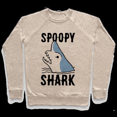 Spoopy Shark - Goblin Shark Pullover