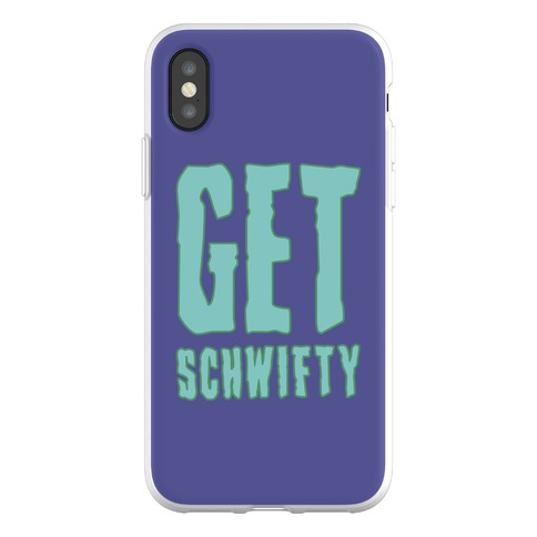 Get Schwifty Phone Flexi-Case
