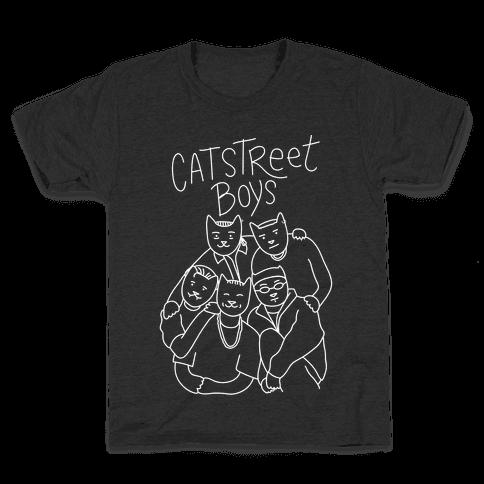 Catstreet Boys Kids T-Shirt