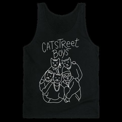 Catstreet Boys Tank Top