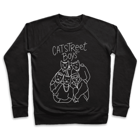 Catstreet Boys Pullover