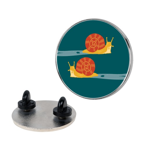snail trail pattern Pin
