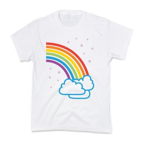 Rainbow Pair 2 Kids T-Shirt