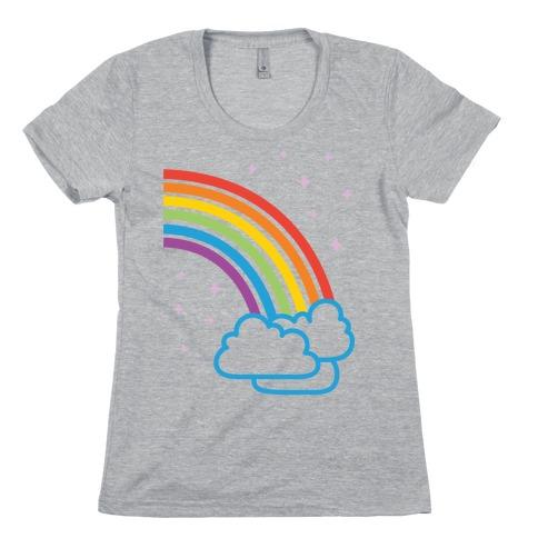 Rainbow Pair 2 Womens T-Shirt