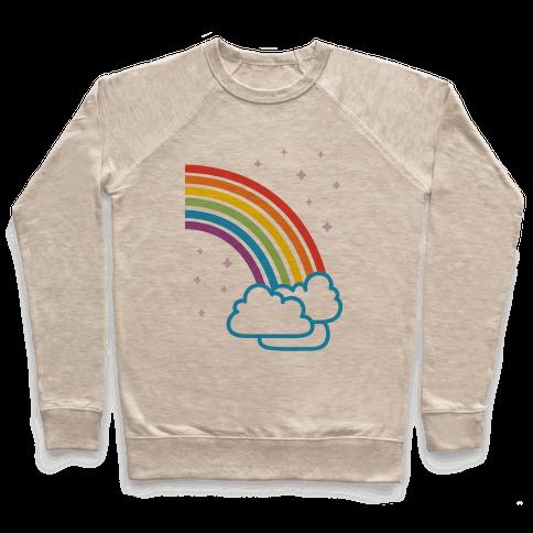 Rainbow Pair 2 Pullover