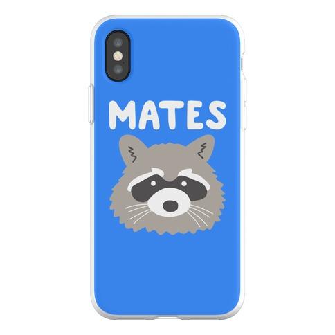 Trash Mates Pair - Raccoon 2/2 Phone Flexi-Case