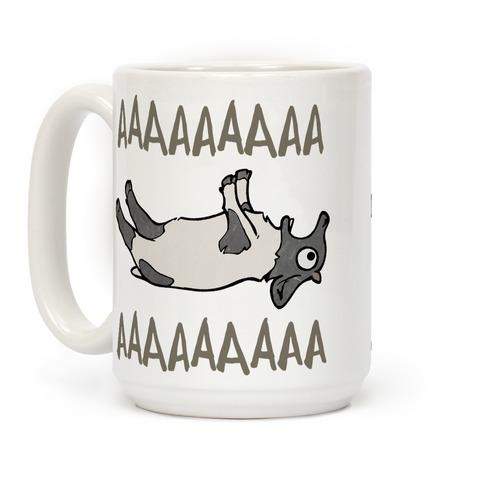 Screaming Goat Coffee Mug
