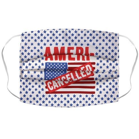 Americancelled Face Mask Cover