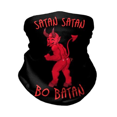 Satan Satan Bo Batan Neck Gaiter