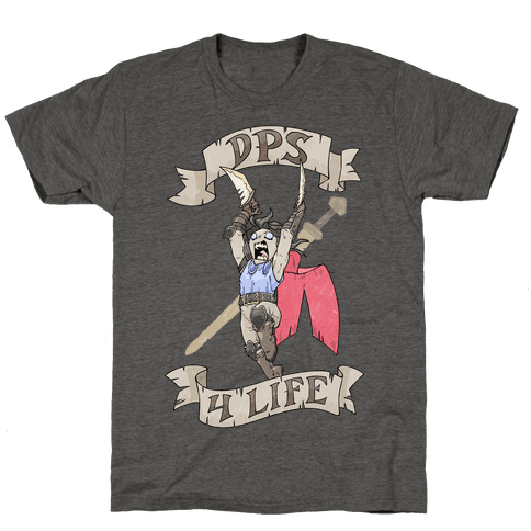 DPS 4 Life Mens/Unisex T-Shirt