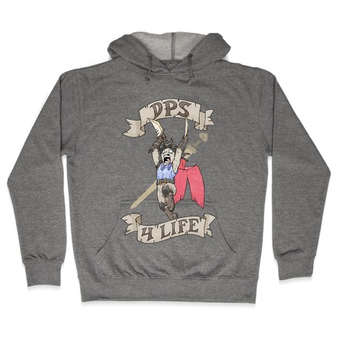DPS 4 Life Hooded Sweatshirt