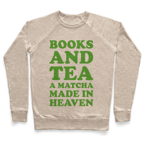 Books And Tea A Matcha Made In Heaven