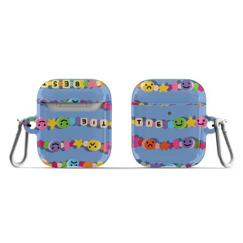 Bestie Friendship Bracelet Pattern AirPod Case