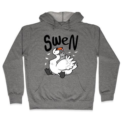 Swen Hooded Sweatshirt