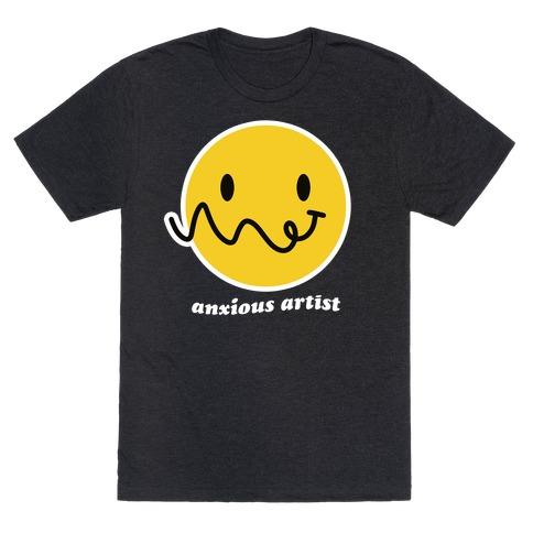 Anxious Artist T-Shirt