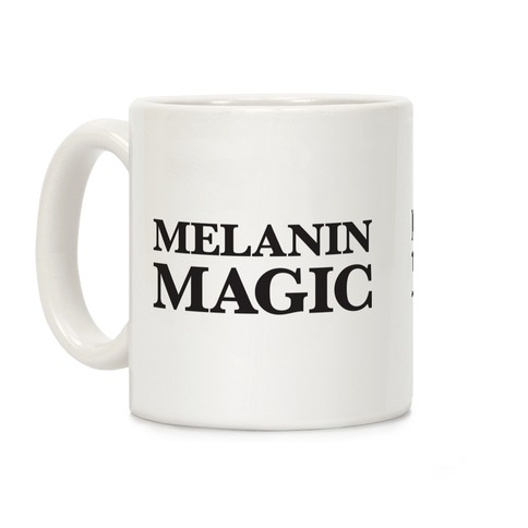 Melanin Magic Coffee Mug