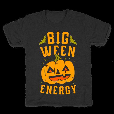 Big Ween Energy Kids T-Shirt