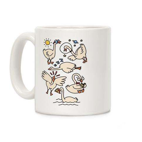 Silly Goose Studies Coffee Mug