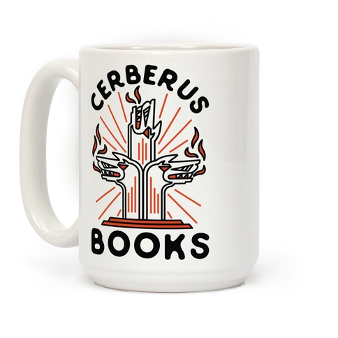 Cerberus Books Coffee Mug