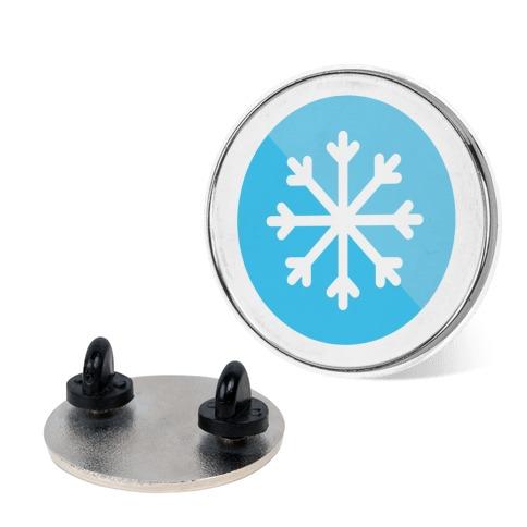 Ice Type Pokemon Icon/Badge Pin